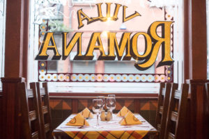 Making restaurant reservations in Liverpool with Villa Romana