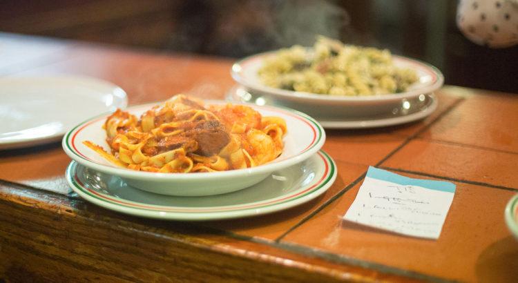 We're always serving the best pasta in Liverpool