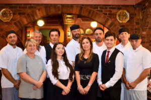 Villa Romana Italian Restaurant in Liverpool