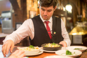 We're one of the best Italian restaurants in Liverpool