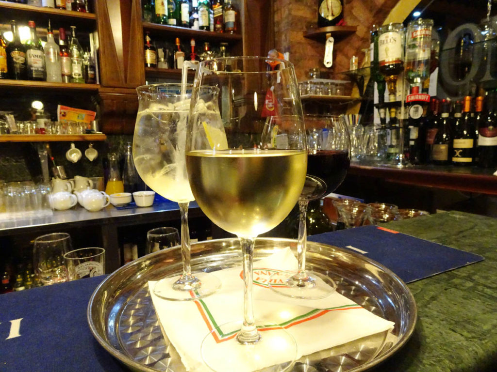 Our sweet white wine is Liverpool's first choice
