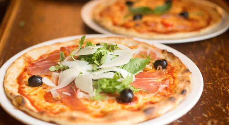 Our authentic Italian pizza is the best in Liverpool