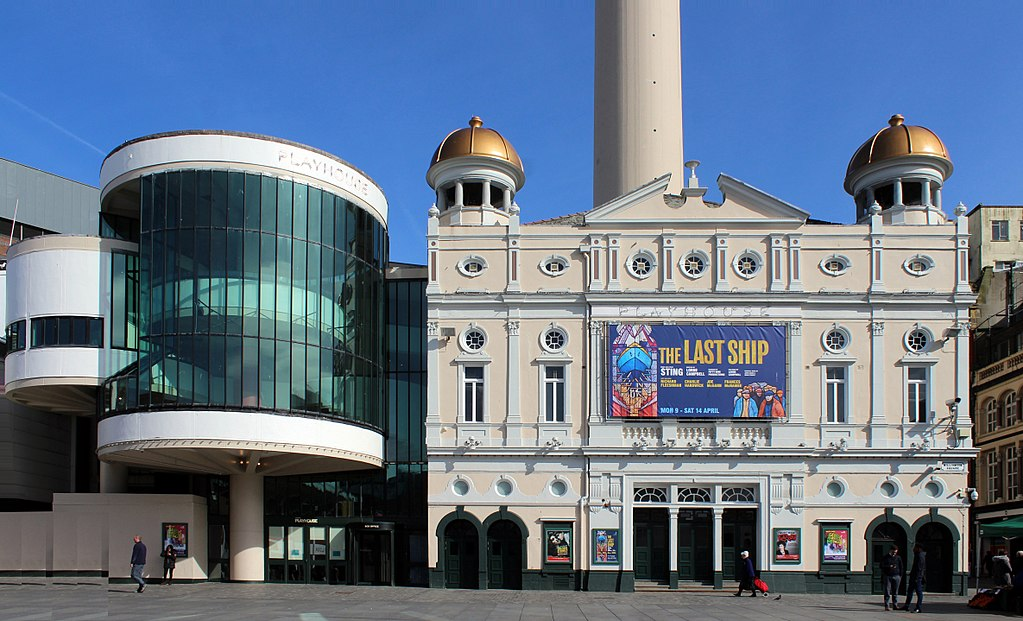 Liverpool theatres for Mothers