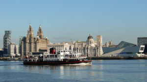 Romantic things to do in Liverpool - Mersey Ferry