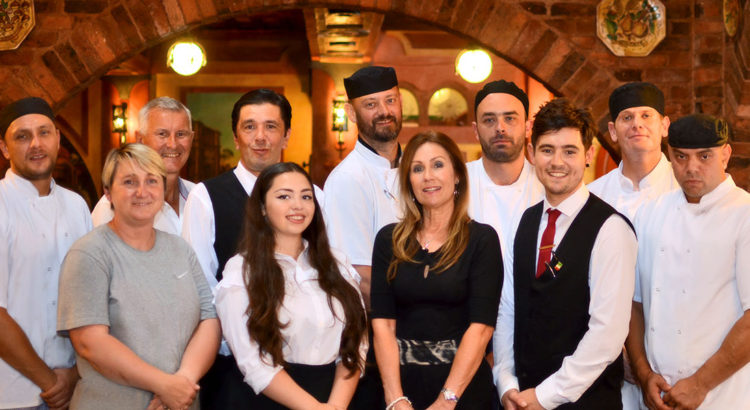 Meet the team that make us the best Italian Restaurant Liverpool has to offer.